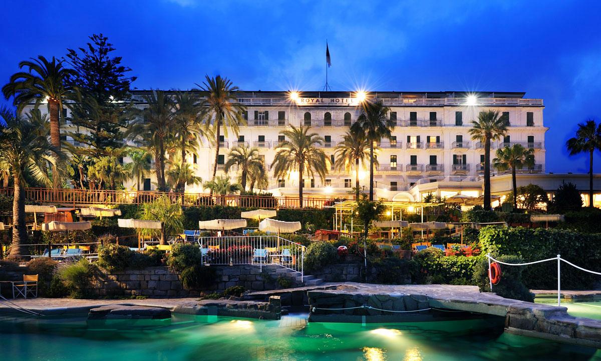 Hotel Monaco  Stelle
